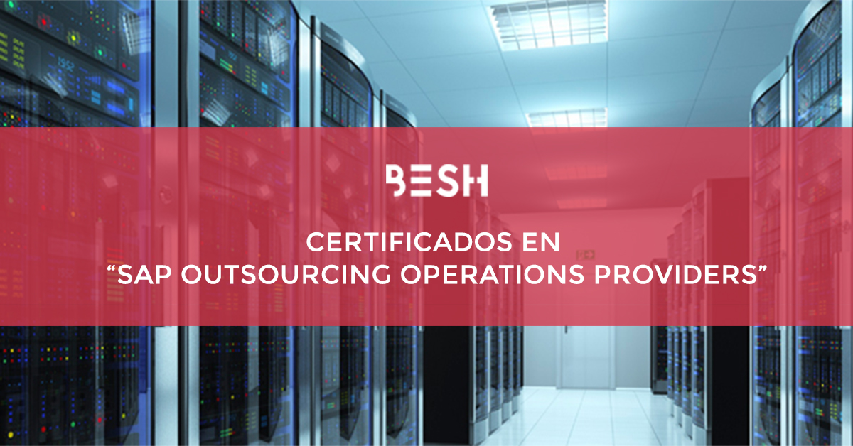 besh sap outsourcing