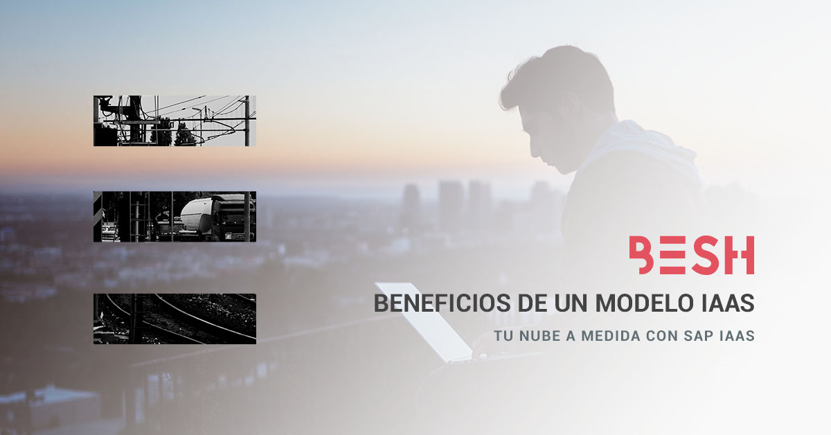 modelo sap iaas infrastructure as a service besh